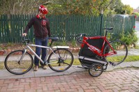 trek 7.2 fx tow bike