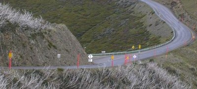 the start of the last grind, mt hotham nov 2007